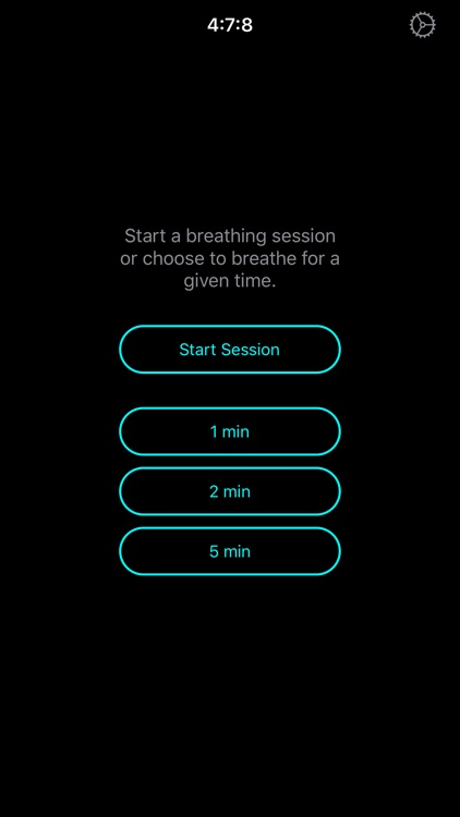 4:7:8 Breathing screenshot-3
