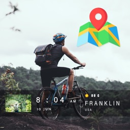 GPS Stamp Photo Camera : TagIt