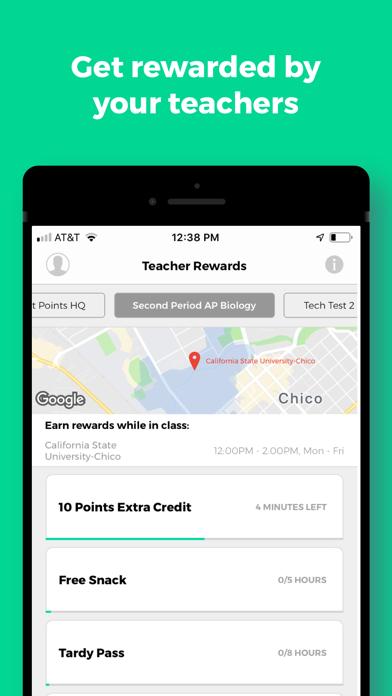 Pocket Points: Student Rewards