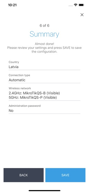 MikroTik on the App Store