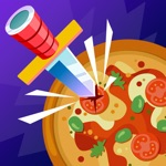 Knife Dash: Hit To Crush Pizza
