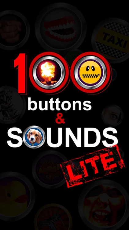 100's of Buttons & Sounds Lite
