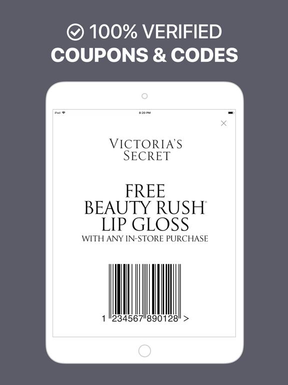 Shopular: Coupons & Cash Back-ipad-1