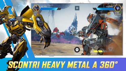 Screenshot of TRANSFORMERS: Combattenti4