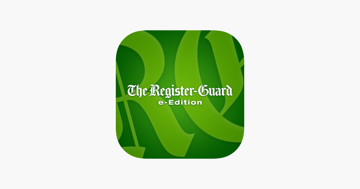 The Register-Guard e-Edition on the App Store