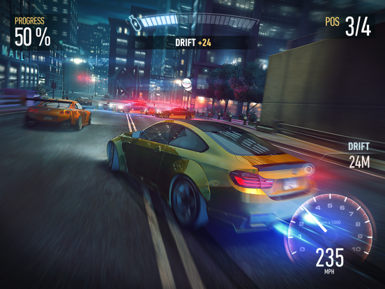 Need for Speed™ No Limits - Screenshot 2