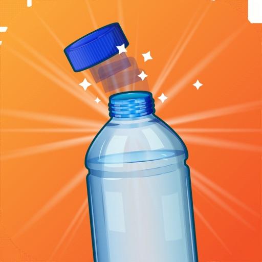 Kick Bottle Challange