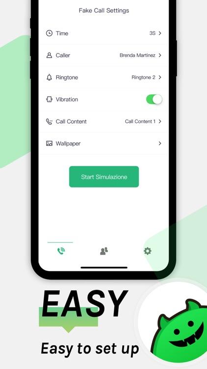 Fake Call Prank Caller screenshot-3