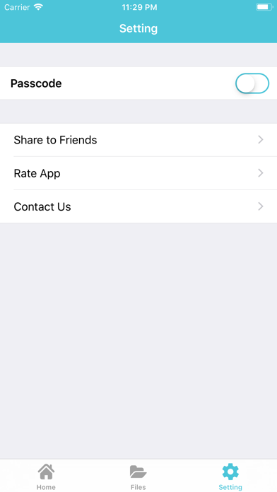 iFile: Manager & Share Files screenshot 3