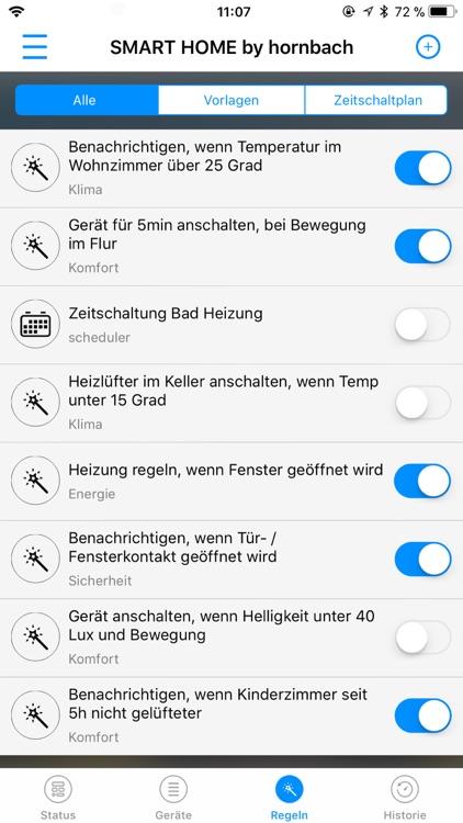 SMART HOME by hornbach screenshot-3