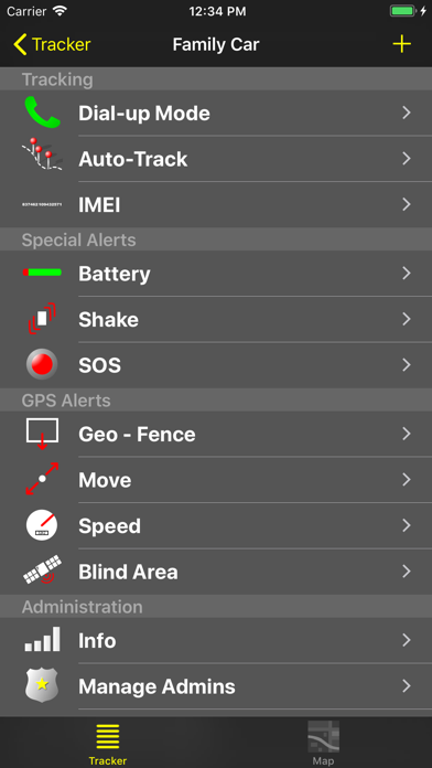 Gps Tracker Tool review screenshots