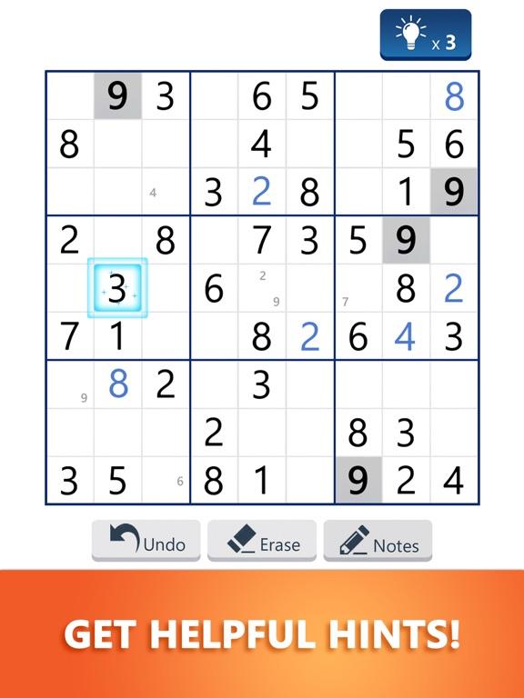 Microsoft Sudoku screenshot 15