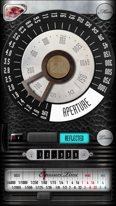 Screenshot for FotometerPro in Portugal App Store