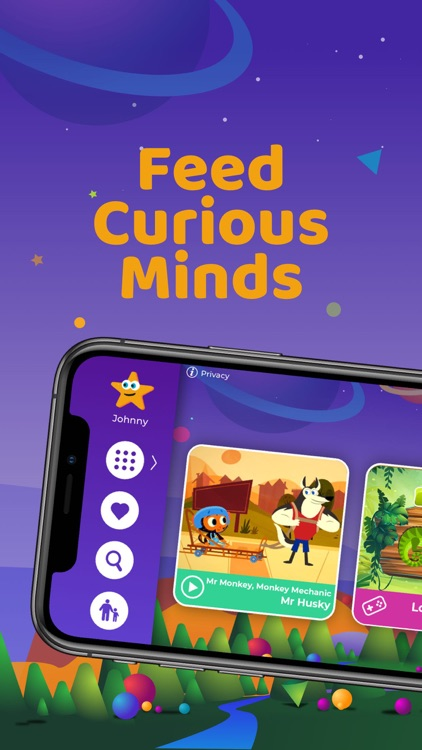 Curious World: Play Learn Grow screenshot-0