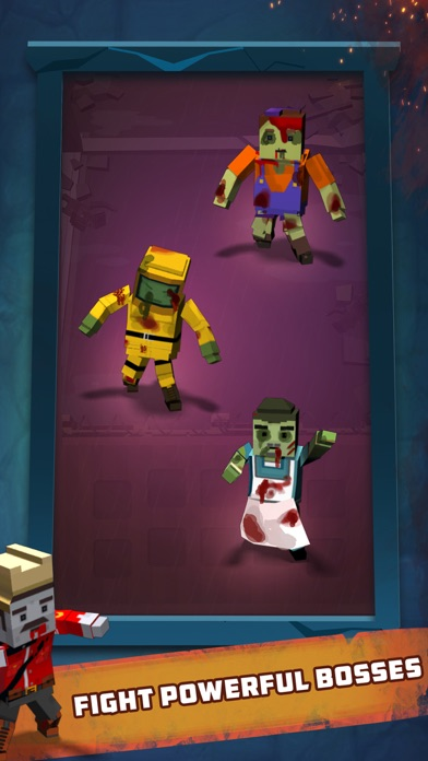 Idle Zombie : Merge Game screenshot 3