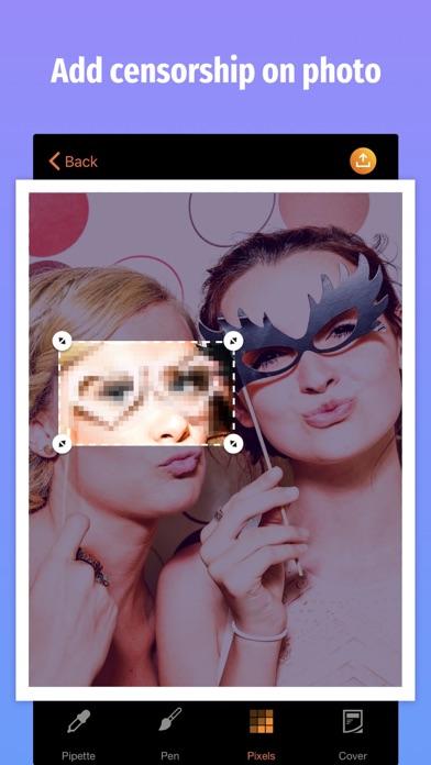 Nude Photo Booth screenshot one