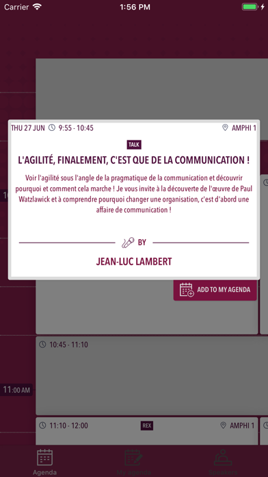 AgileLaval Screenshot