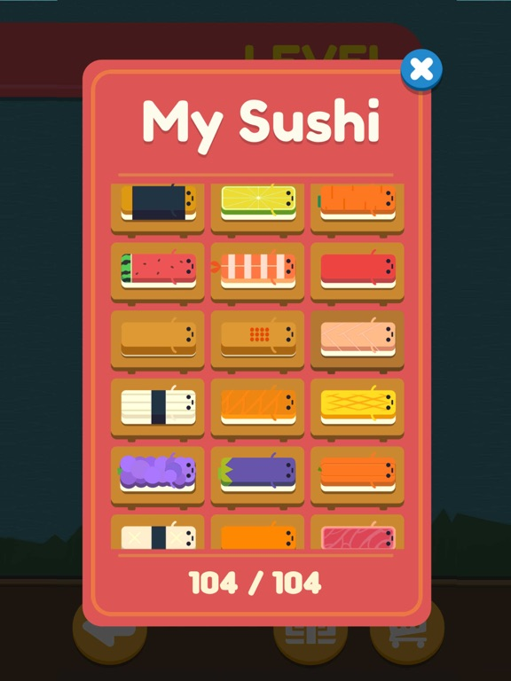 Push Sushi - slide puzzle screenshot 7