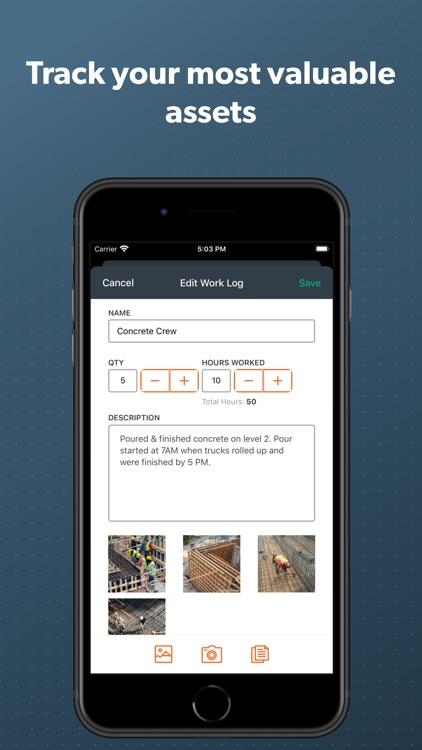 Raken Construction Management screenshot-3