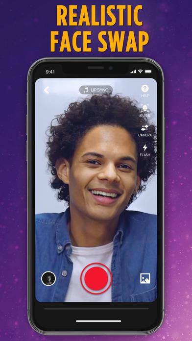 Impressions: Face Swap Videos Screenshot