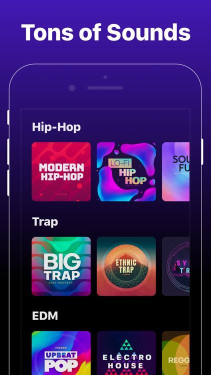 Groovepad - Music & Beat Maker