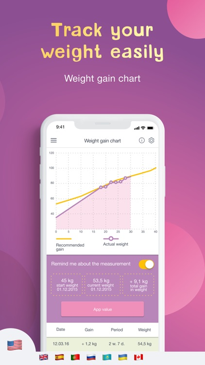 Pregnancy Tracker and Baby app screenshot-6