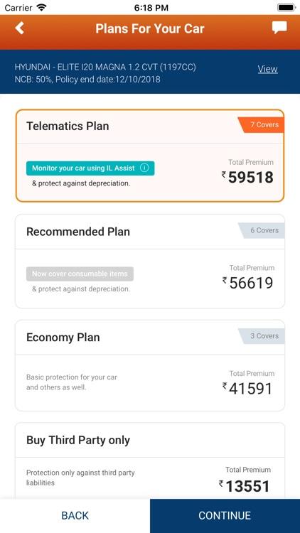 Insure: Online Insurance App screenshot-3