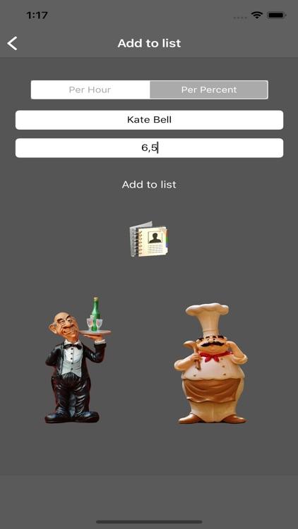 TipShare Pro screenshot-4