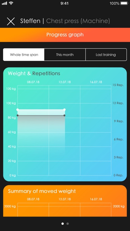 Gymnotize Pro Workout Routines screenshot-4