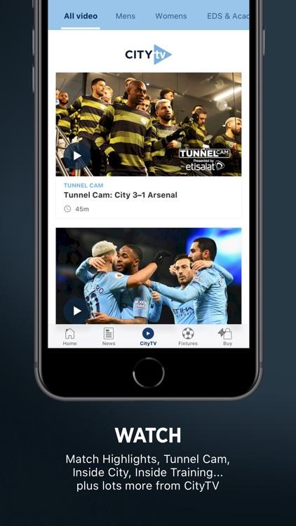 Manchester City Official App screenshot-5