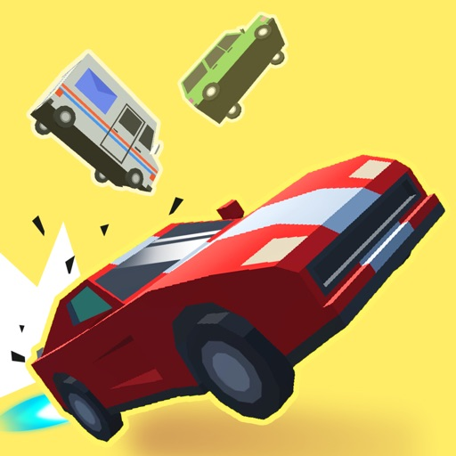 Car Crash! for iPad