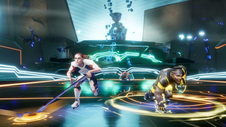 Ultimate Rivals: The Rink screenshot-5