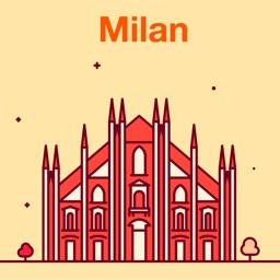 Milan 2020 — offline map