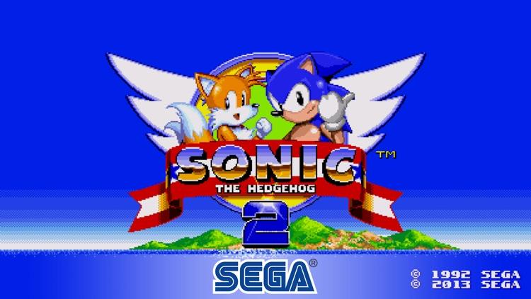 Sonic the Hedgehog 2 ™ Classic screenshot-0