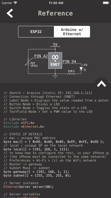 Arduino Commands