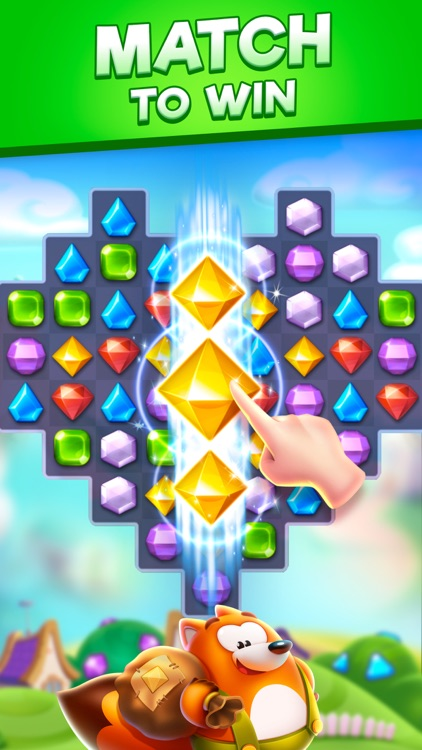 Bling Crush-Gem Match 3 Puzzle screenshot-5