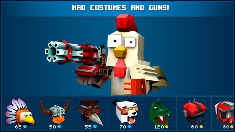 Mad GunZ: FPS & Battle Royale screenshot-3