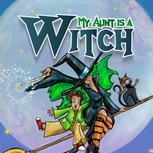 My Aunt Is A Witch - Games app