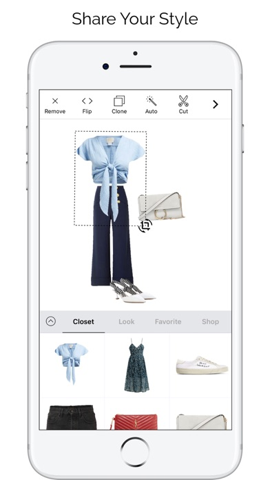 Smart Closet - Fashion Style Screenshot
