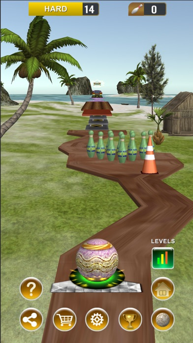 Endless Bowling Paradise screenshot 6
