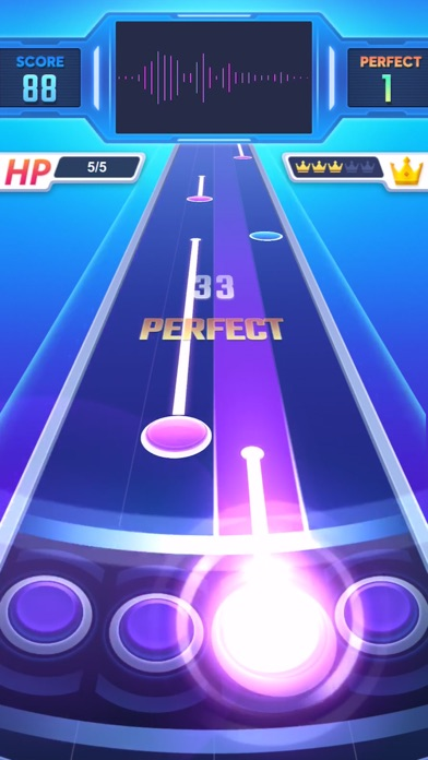 Tap Music 3D screenshot 2