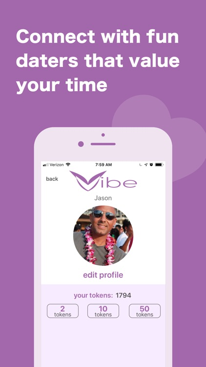 Vibe - Dating Worth Your Time screenshot-3