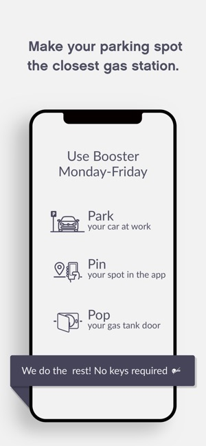 Booster: On Demand Fuel on the App Store