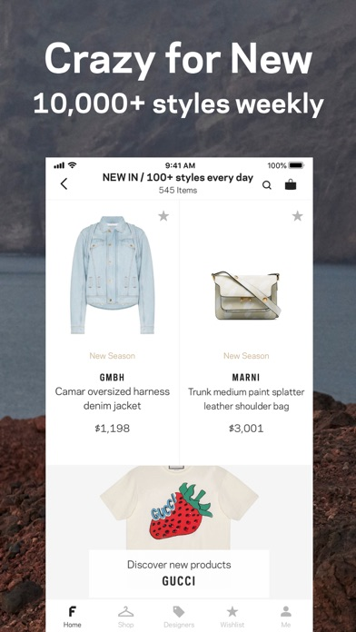 Download Farfetch: New Fashion Shopping for Pc