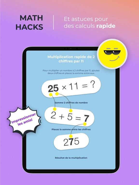 Screenshot #6 pour Math Brain Booster Jeux