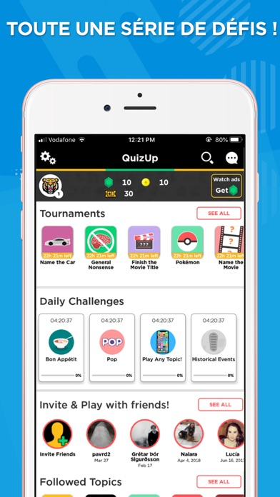 QuizUp®