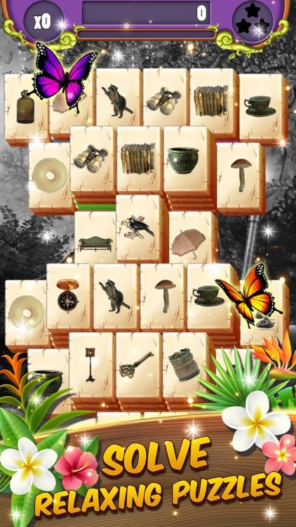 Mahjong Quest: Elven Journey screenshot-3