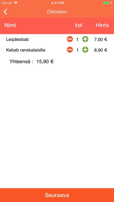 Ravintola Point screenshot 4