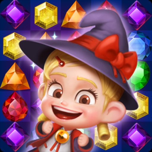 Jewels Magic Quest