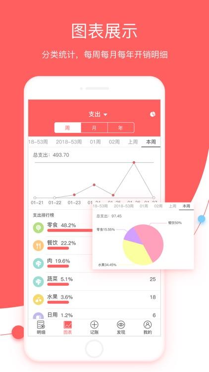 懒猪记账-专业记账本软件管家助手 screenshot-3